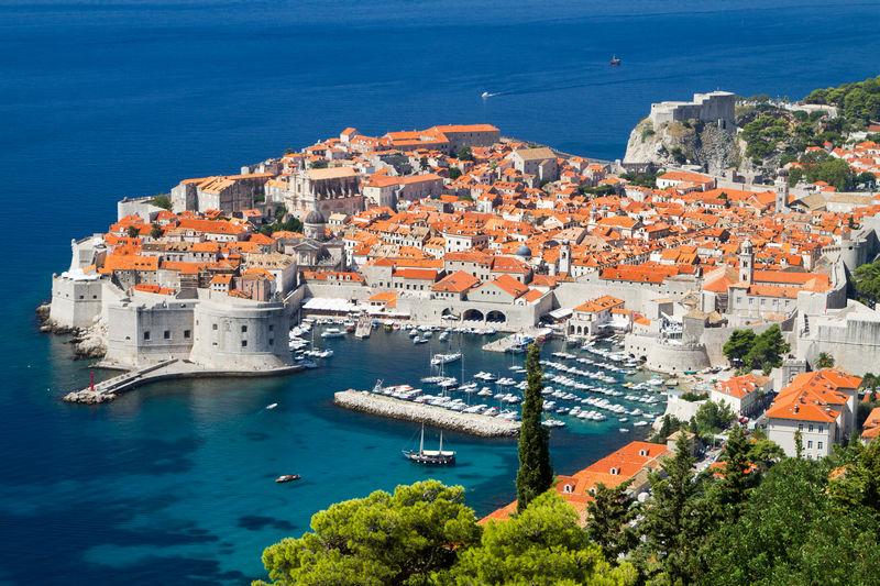 Zidine Dubrovnika