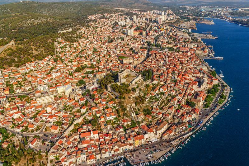 Posjeta gradovima sjeverne Dalmacije