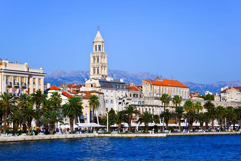 Posjeta Splitu i Dioklecijanovoj palati