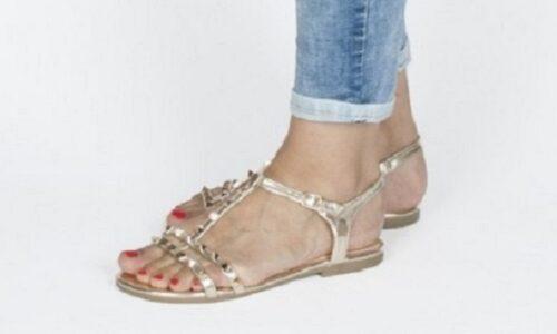 Sandale s otvorenim prstima